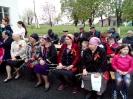 Празднование 72-ой годовщины Победы  в Великой Отечественной войне 1941-1945гг.